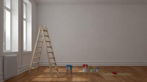 Innere-Malerarbeiten